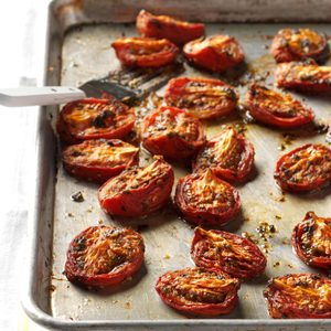 Oven-Dried Tomatoes