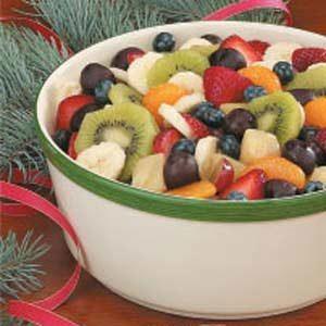 Quick Fruit Medley