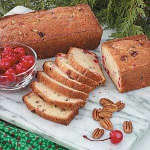 Cherry Nut Bread