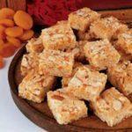 Apricot Angel Brownies