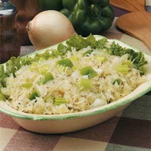 Crunchy Kraut Salad
