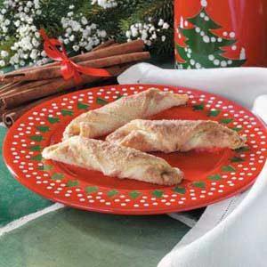 Cinnamon Cream Roll-Ups