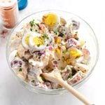 Mom's Super Stupendous Potato Salad