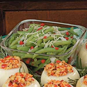 Pimiento Green Beans