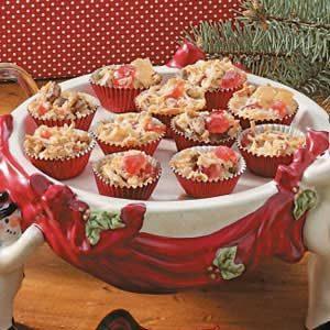 Coconut Fruitcake Cookies
