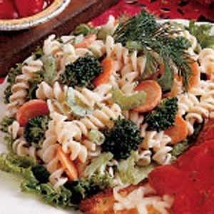 Cucumber-Dill Pasta Salad