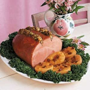 Stuffed Company Ham