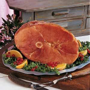 Festive Ham Glaze