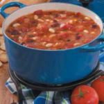 Southwestern Bean Soup