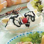 Banana Split Dessert for Two