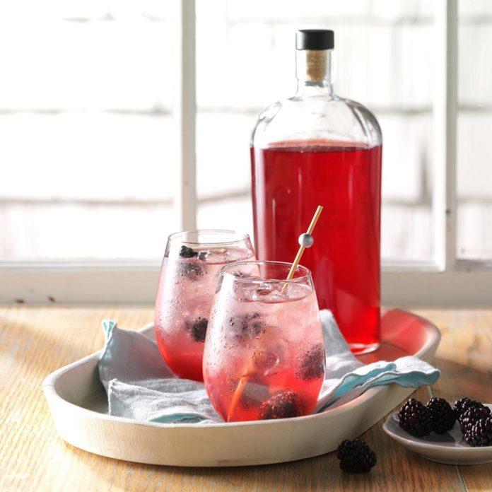 Mocktails for Dry January