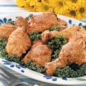 Crispy Baked Corn Flake Chicken