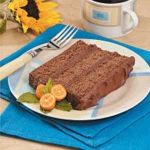 Mocha Dream Cake