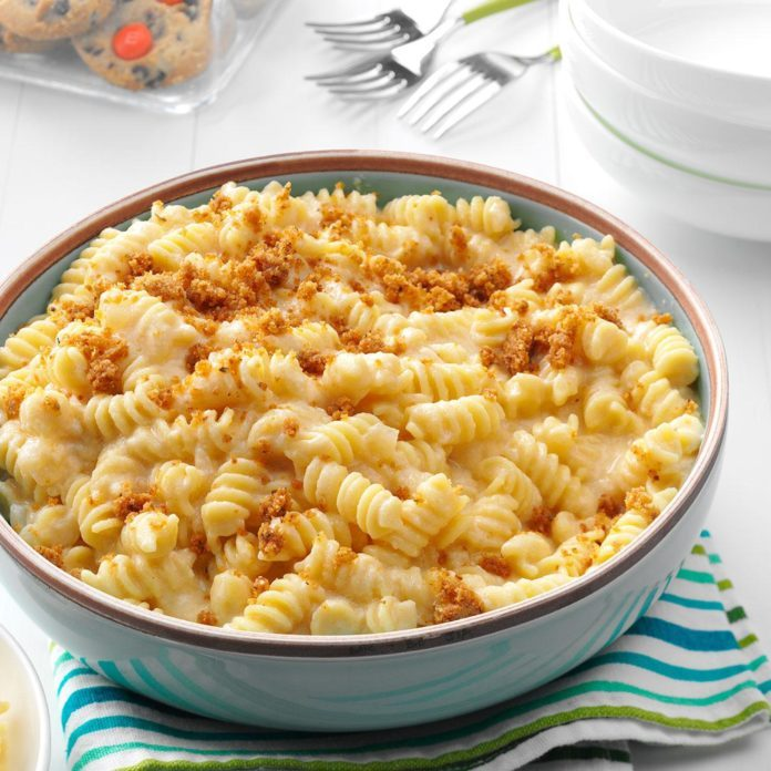 Inspired by: Boston Market Mac & Cheese