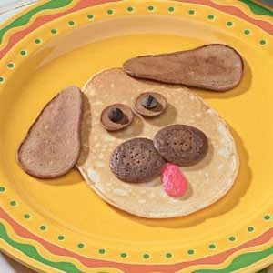 Puppy Dog Pancakes