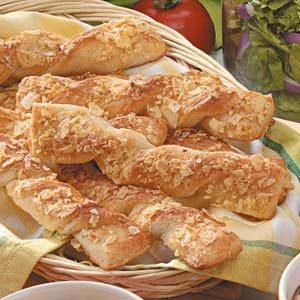 Potato Chip Breadsticks