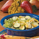 Cheddar Zucchini Medley