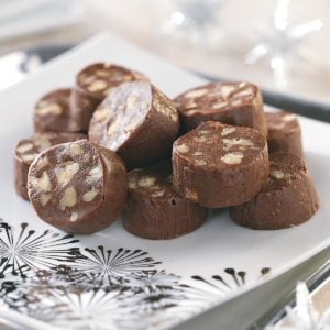 Mocha Nut Fudge