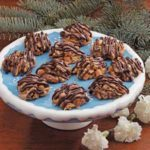 Nutty Caramel Clusters