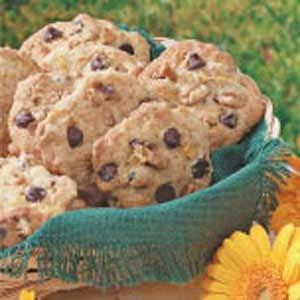 Pineapple Chocolate Chip Cookies