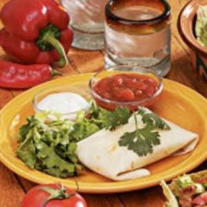 Taco Burritos