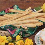 Butter Dip Breadsticks