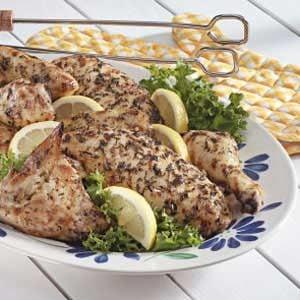 Herb Fryer Chicken
