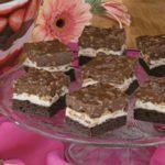 Brownie Mallow Bars