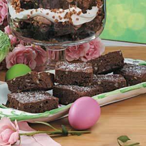 Favorite Fudgy Brownies
