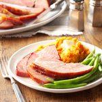 Slow-Cooked Ham