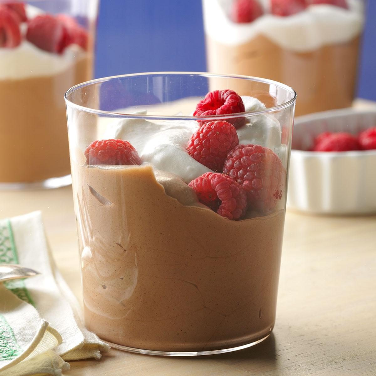 Semisweet Chocolate Mousse
