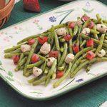 Green Bean Chicken Salad