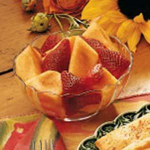 Sugar 'n' Spice Fruit Cup