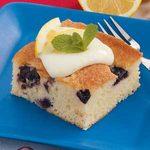 Lemon Cherry Cake