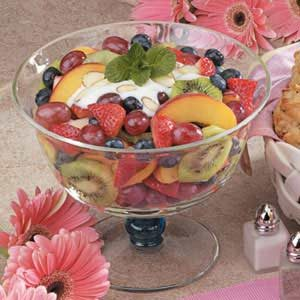 Delightful Fruit Compote