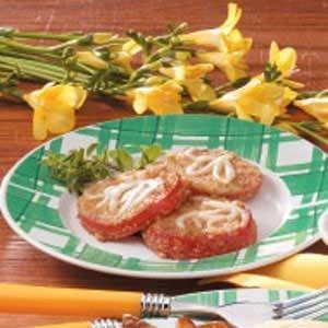 Breaded Tomato Slices
