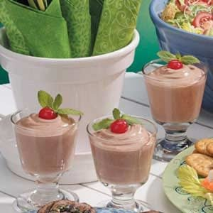 Creamy Chocolate Mousse