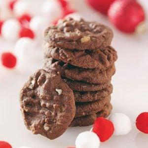 Macadamia Cocoa Cookies