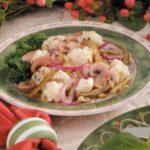 Chilled Cauliflower Salad