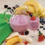 Berry Banana Smoothies