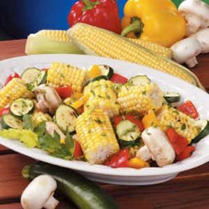 Summer Vegetable Medley