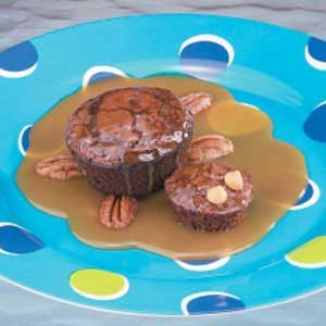 Brownie Turtles