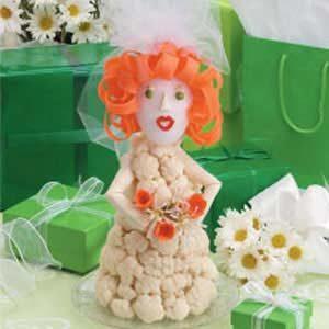 Cauliflower Bride
