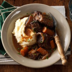 Pressure-Cooker Short Ribs