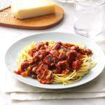 Southern Barbecue Spaghetti Sauce