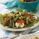 Pickle Asparagus Salad