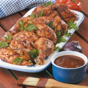 Sweet 'N' Tangy Barbecue Sauce