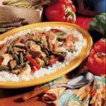 Beef and Asparagus Stir-Fry