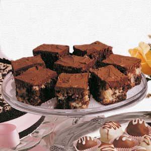 Chocolate Macaroon Brownies