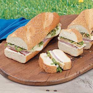 Super Sub Sandwich